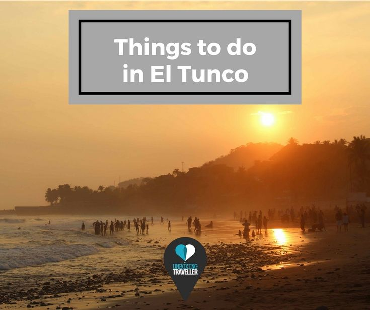 Things to do in El Tunco, El Salvador