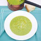 Courgettesoep met basilicum - recept - okoko recepten