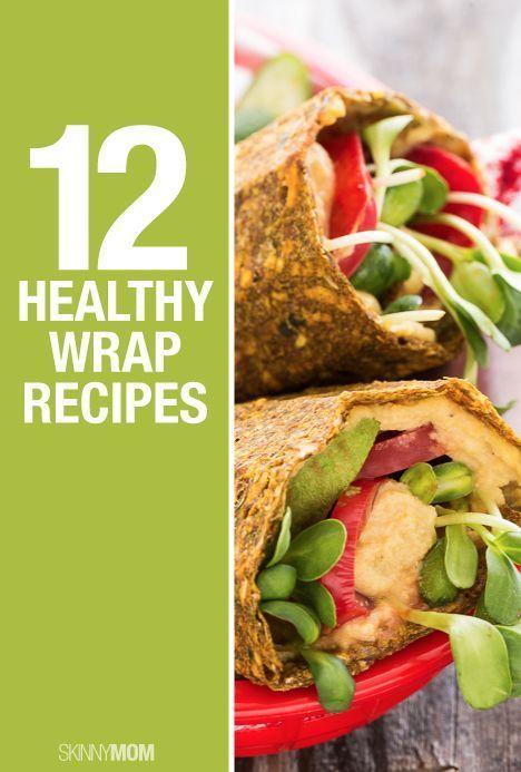 Hier sind 12 gesunde Wrap-Rezepte, die Sie lieben werden!   – Skinny Recipes