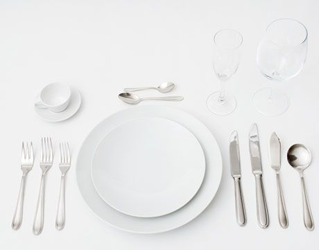 101 Party Dos \u0026 Don\u0027ts. Setting TableProper ... & 46 best Formal and Informal Table Settings images on Pinterest ...