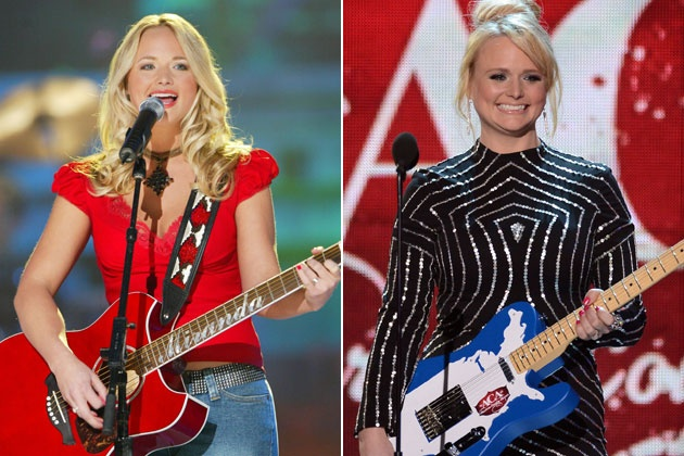 Miranda Lambert Nashville Star | Miranda Lambert – Then and Now
