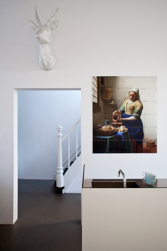 ixxi enlargement: the Milkmaid (Rijksmuseum Amsterdam). Image available in any size in the ixxi image bank. #wallart #interior $100.00