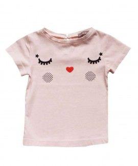 Lovely baby t-shirt: Emile & Ida