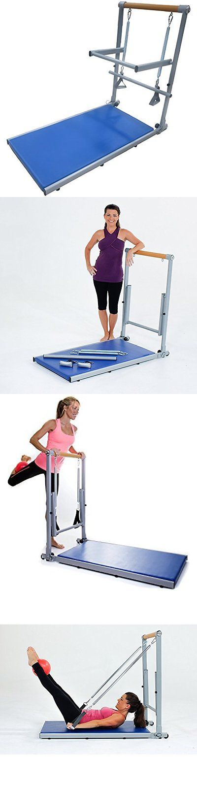 Pilates Tables 179807: Reformers Supreme Toning Tower W Pilates Barre -> BUY IT NOW ONLY: $319.52 on eBay!