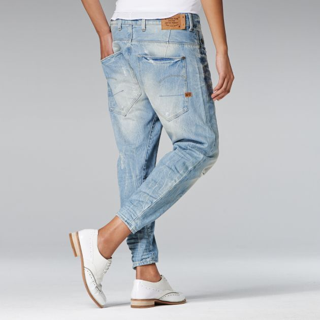 G-Star RAW-Type C 3d Loose Tapered-Women-Jeans