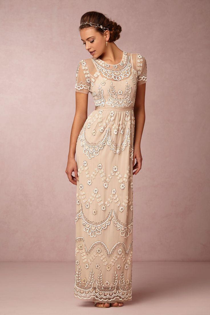 Unique Bridesmaid Dresses Boho