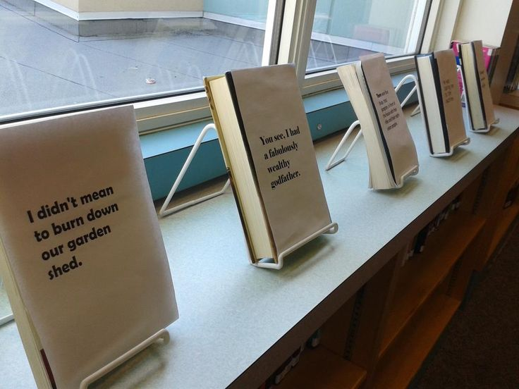 584 best images about School - Library Displays on Pinterest ...