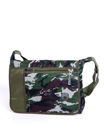 Τσάντα soul  - Καθημερινή τσάντα με military στυλ.Διαθέτει τσέπες και φερμουάρ. Η τσάντα έχει ένα μακρύ ρυθμιζόμενο λουρί. 9.99€ #kapelo #accessories