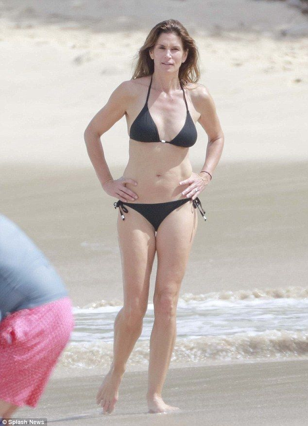 Better than ever! Cindy Crawford proved on Thursday she has never looked…