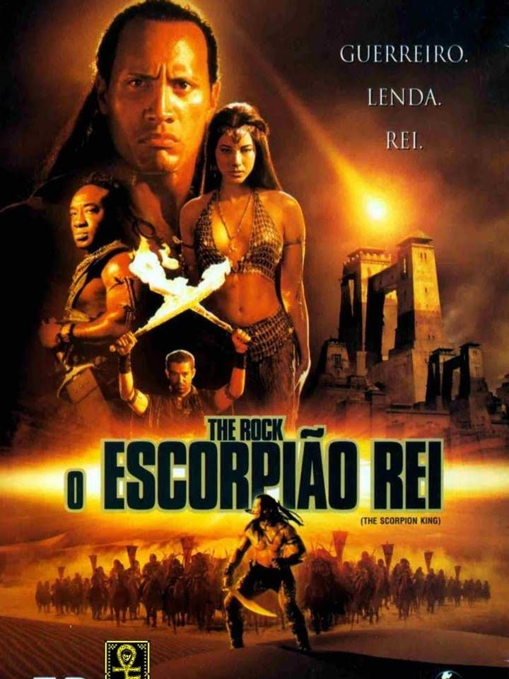 2002 Mathayus Escorpiao Rei Filmes Com The Rock Filmes De Rock Assistir Filmes Gratis Dublado
