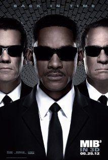 Siyah Giyen Adamlar 3 – Men in Black III (2012)