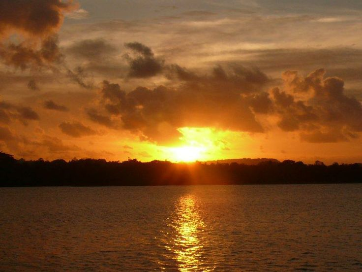 Beautiful sunsets from the balcony  www.sunset-bungalows.com