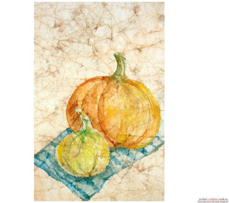 Основные методы рисования в нетрадиционном стиле. Фото №11