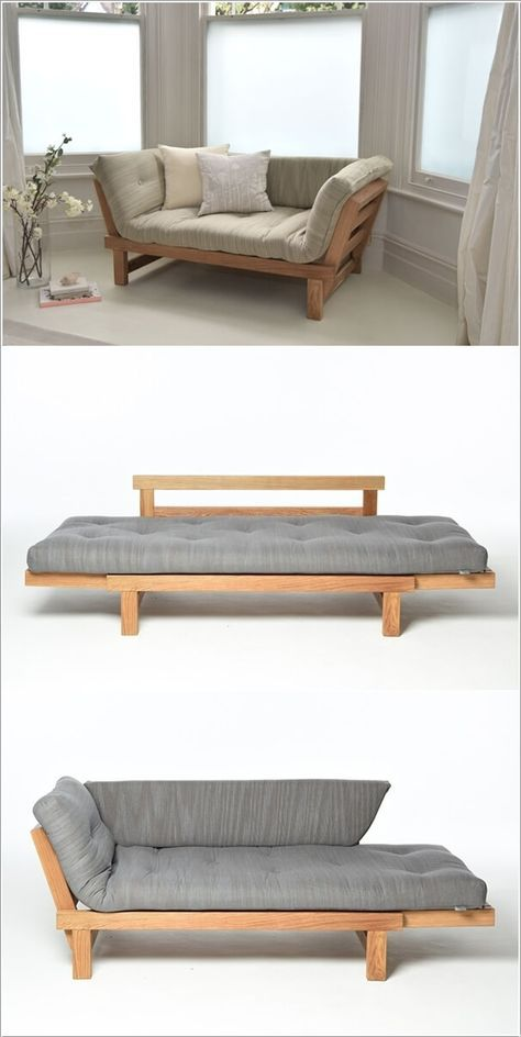 Multipurpose furniture is great for homes that are…
