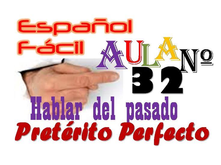 como aprender espanhol, curso espanhol online, hablar del pasado