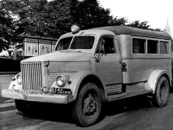 ПАЗ-653 '05.1953–11.1957