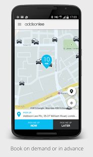 Addison Lee – London Minicabs