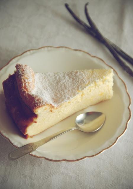 vanilla cheescake