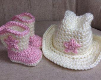 Crocheted diaper cover with headband set  crochet diaper