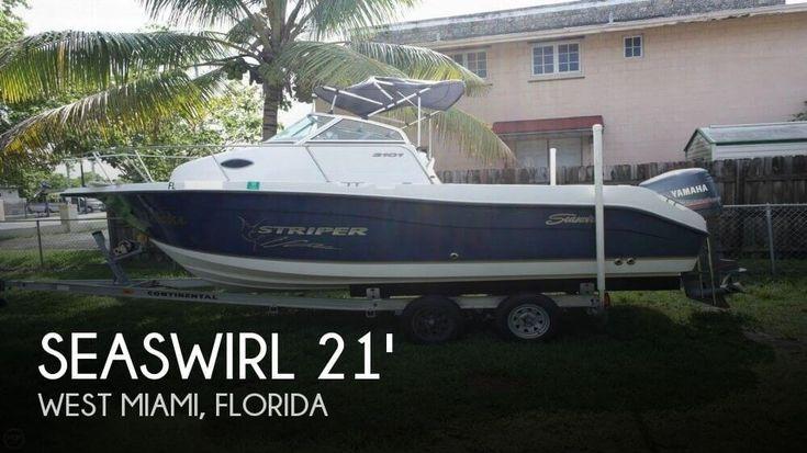 Seaswirl Striper 2101 Walkaround for sale in West Miami, FL for $19,500
