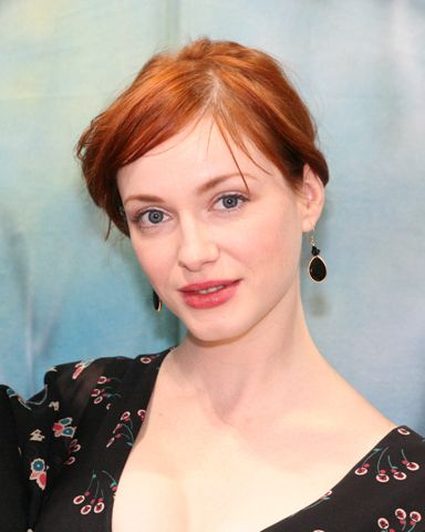 Christina Hendricks @ BE booth - Christina Hendricks - Wikipedia, the free encyclopedia