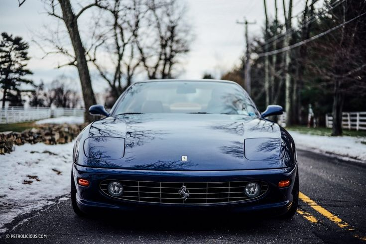 Why Do We Always Forget The Ferrari 456? • Petrolicious