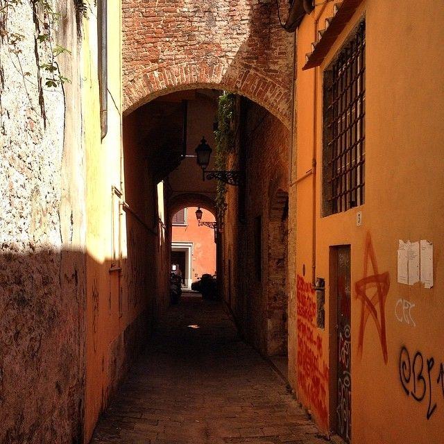 Pisa - Vicoli medievali