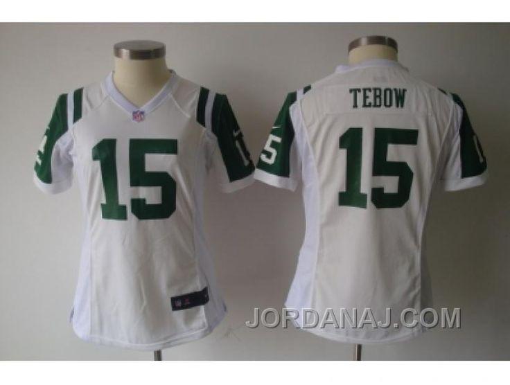 http://www.jordanaj.com/nike-women-nfl-. Tim TebowNfl NewsNew York JetsWhite  JerseyNike ...