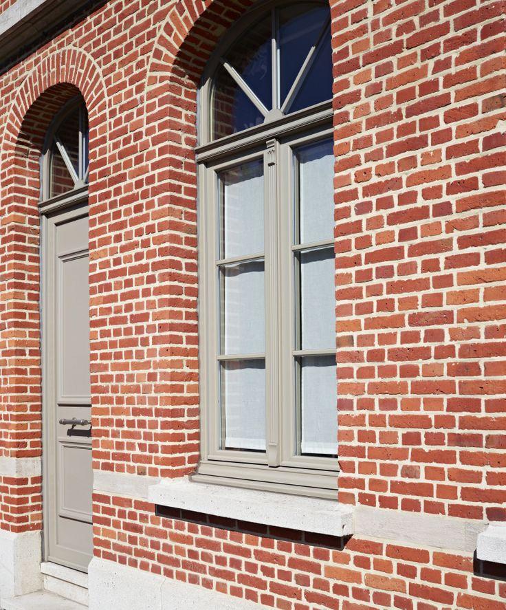 R f rence deceuninck en belgique fen tres autentica for Fenetre zendow