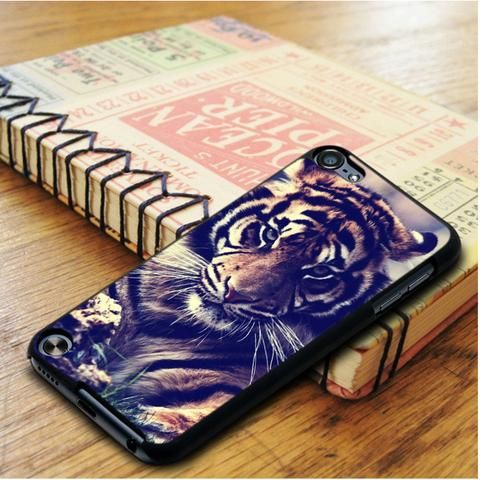Tiger The King Of Animals iPod 5 Touch Case
