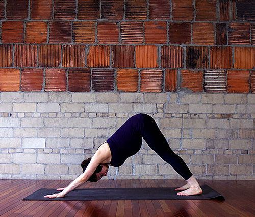 Prenatal Yoga Sequence For Tight Hips and Hamstrings Photo 1
