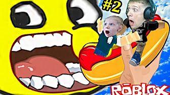 Приключения мульт героя ROBLOX ПОКАЗ МОД ФЭШЕН Вечеринка развлекательное видео для детей FFGTV - YouTube