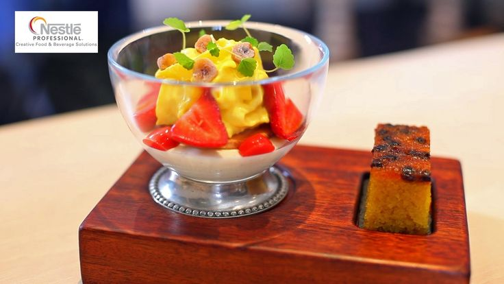 Michelin Star Chef Paul Ainsworth Creates Oyster, Lamb And Trifle Recipes -- Watch Staff Canteen create this delicious recipe at http://myrecipepicks.com/28114/StaffCanteen/michelin-star-chef-paul-ainsworth-creates-oyster-lamb-and-trifle-recipes/