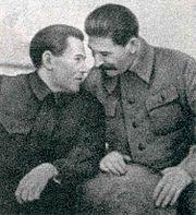 Nikolai Yezhov - Wikipedia, the free encyclopedia