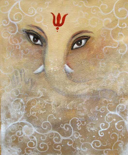 Artist Tarak Nath Mukherjee ... Mirage Art Gallery