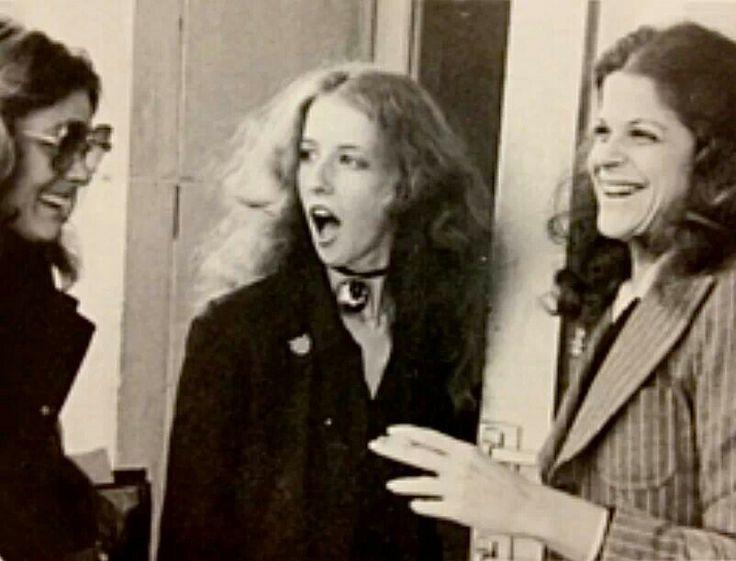 Gilda, Jane and Lorraine.