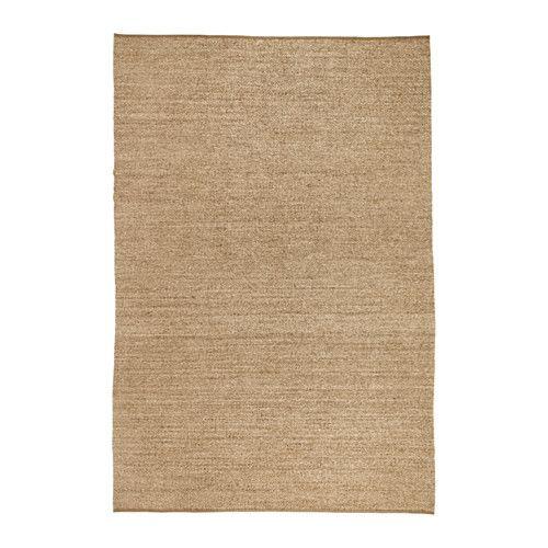 SINNERLIG Teppich flach gewebt, Seegras