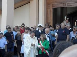 The Prima Donna award 2012 goes to the Italian mayor Maria Carmela Lanzetta