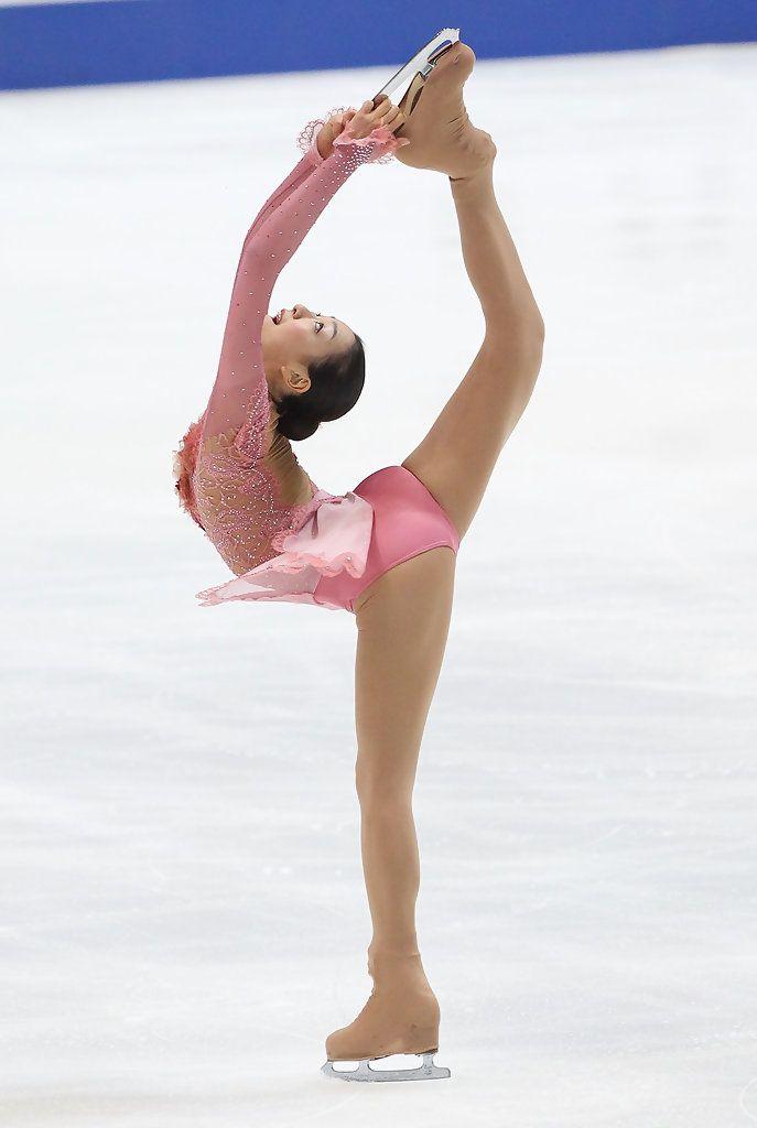 Mao Asada in All Japan Figure Skating Championship - Day 2