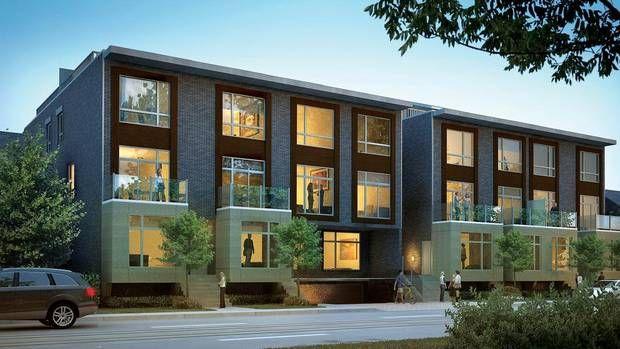Low Rise Apartment Definition Dengan Gambar