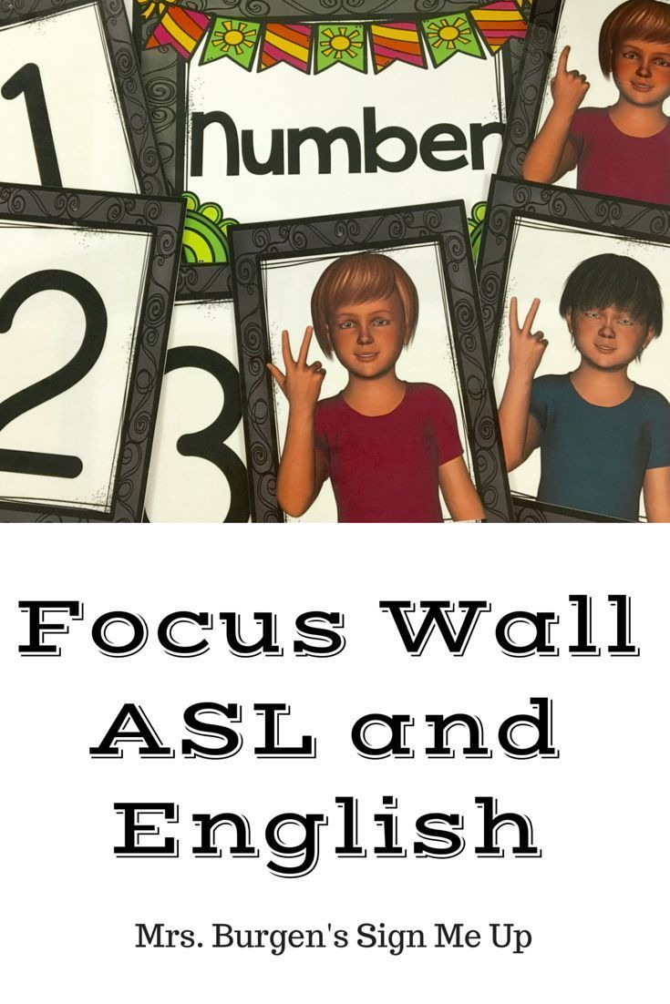 American Sign Language Classroom Decorations : Best classroom decor images on pinterest american