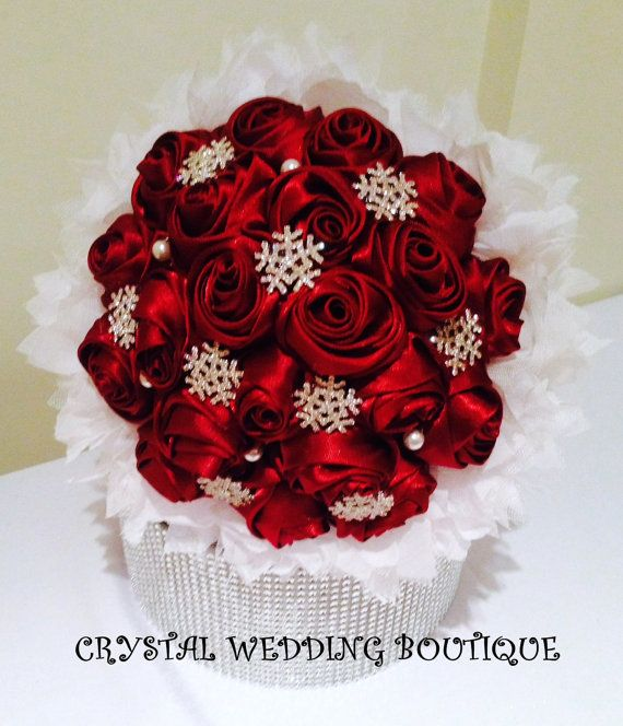 Christmas Wedding Bouquet Ideas: 1000+ Images About Christmas Wedding Bouquet On Pinterest