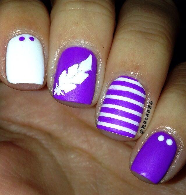 nails, simple nail designs, easy nails