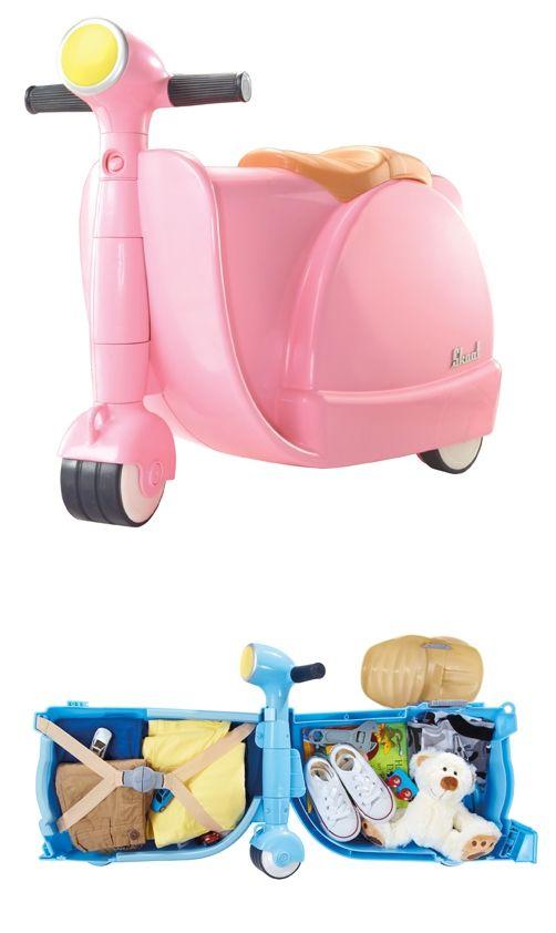 Maleta vespa de Imaginarium | #paratorpes #peques #bebes #gadgets #maternidad #casa