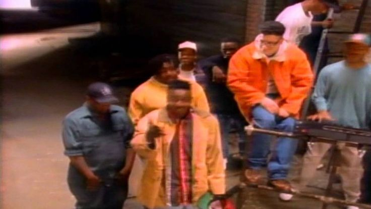 MC Serch ft. Nas, Chubb Rock & Red Hot Lover Tone - Back To The Grill  (...