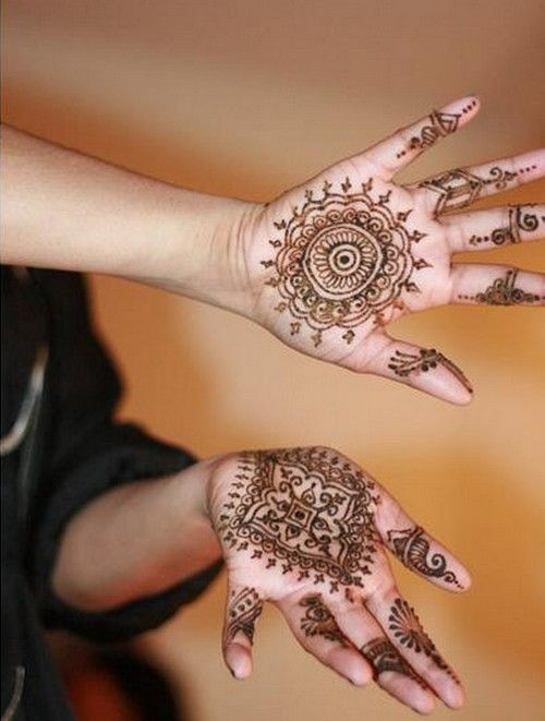 Best Mehandi Designs For Kids
