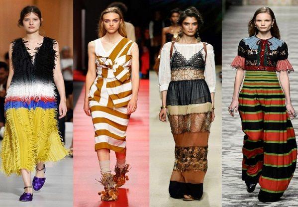Tendenze moda primavera estate 2016: i look della Milano Fashion Week