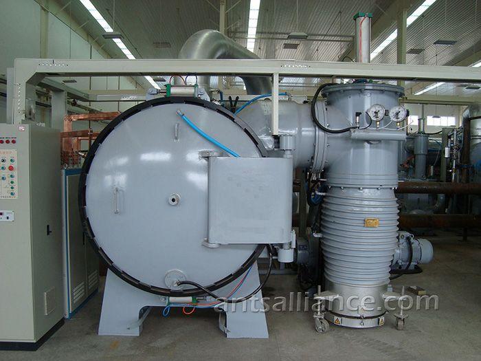 Vacuum Furnace Selection Skills Brazing Industrial Vacuum Heating Furnace