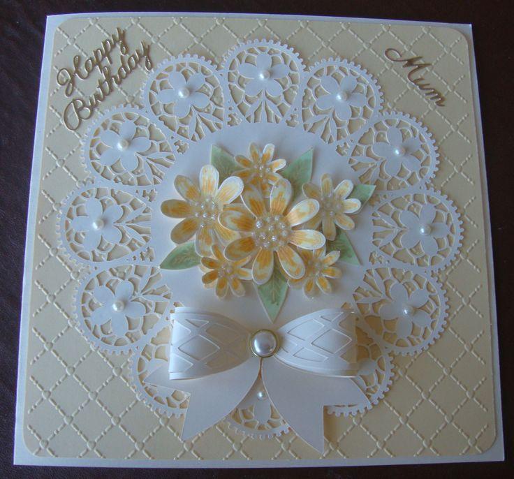 Дню, поздравительная открытка канзаши своими руками с днем рождения