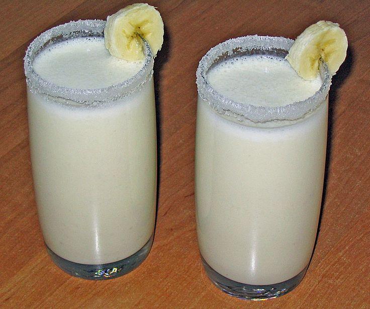 Bananen - Milchshake